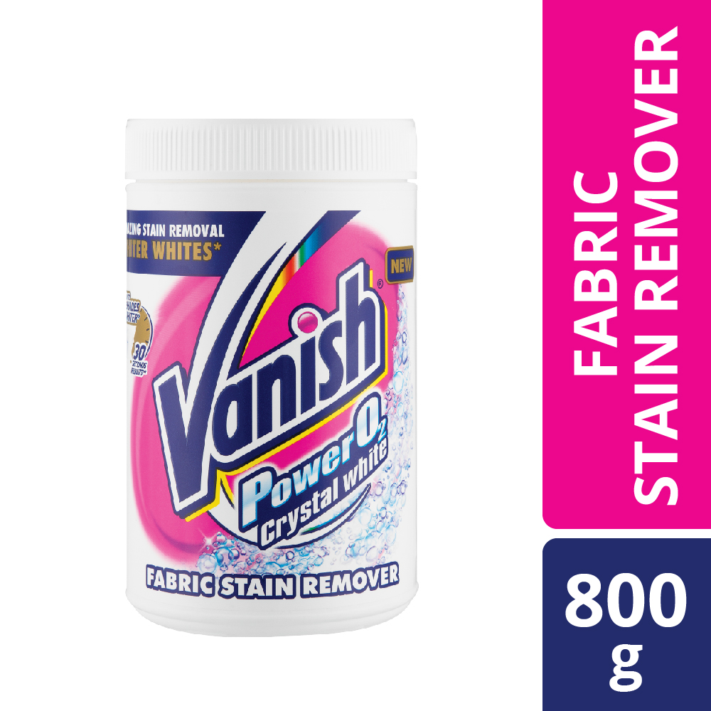 Vanish Crystal Whites - 800g