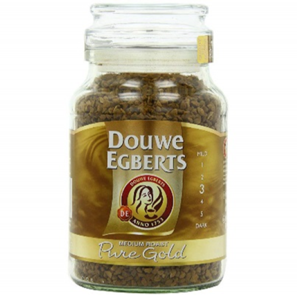 Douwe Egberts Coffee Medium Roast Pure Gold 200g