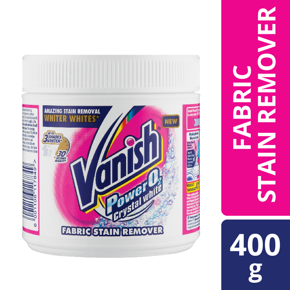 Vanish Crystal Whites - 400g