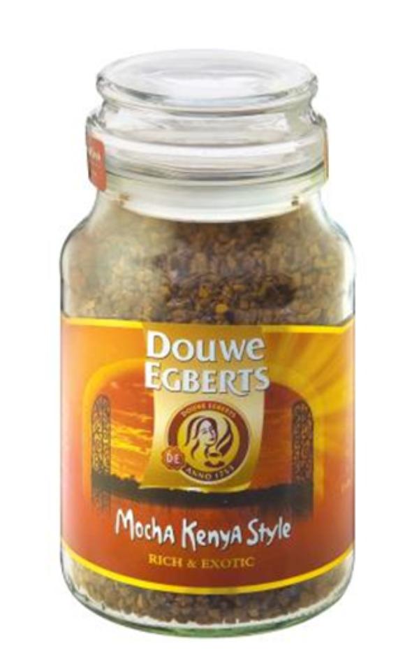 Douwe Egberts Rich Exotic Coffee Mocha Kenya 200gstyle 200g