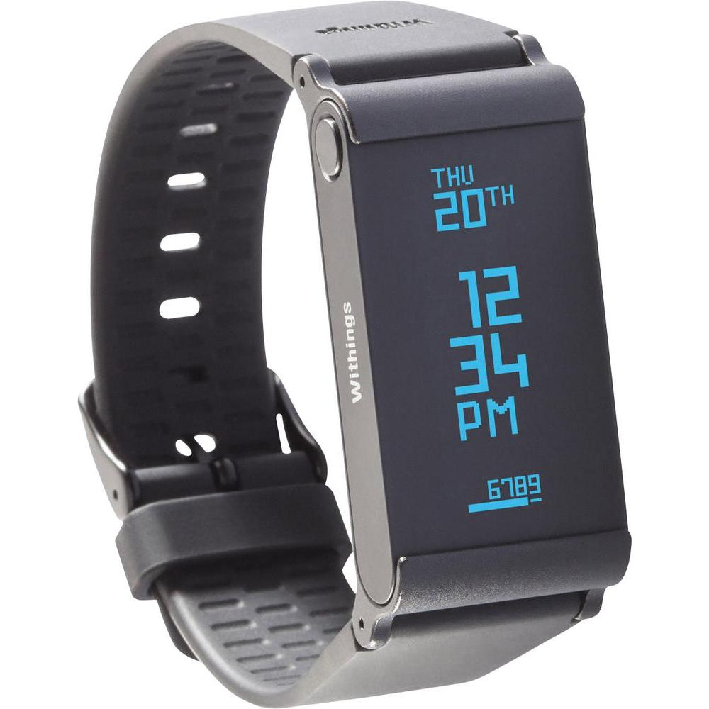 Withings Pulse O2 Activity Tracker Watch - Black