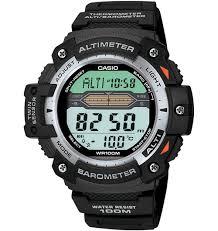 CASIO Men's Sport Gear Twin Sensor Watch SGW-300H-1AV