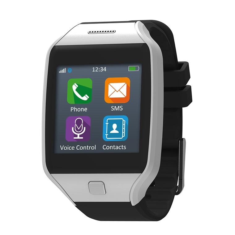 Mykronoz Smart Watch - Zetel - Silver
