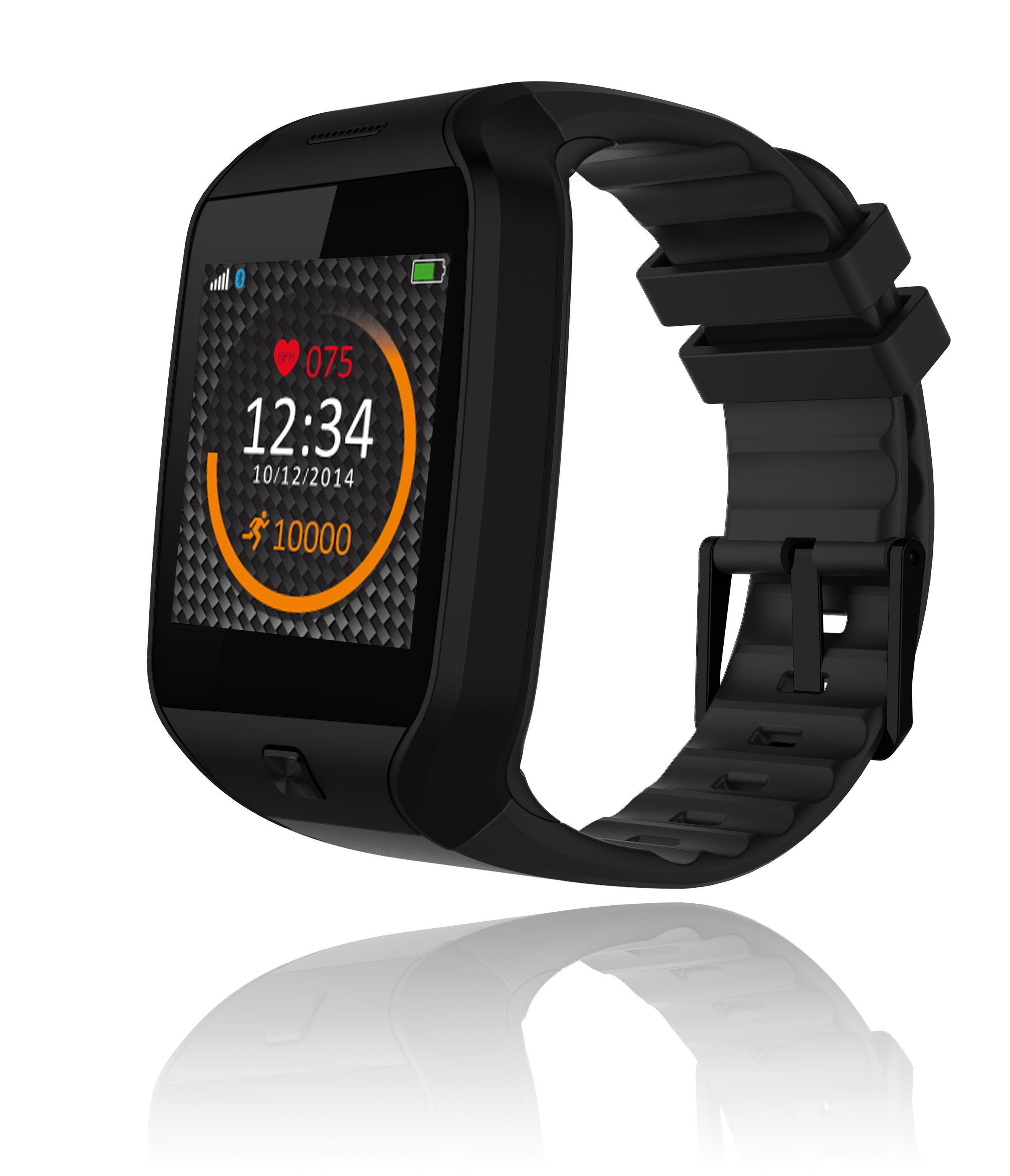 Mykronoz Smart Watch - Zetel - Black