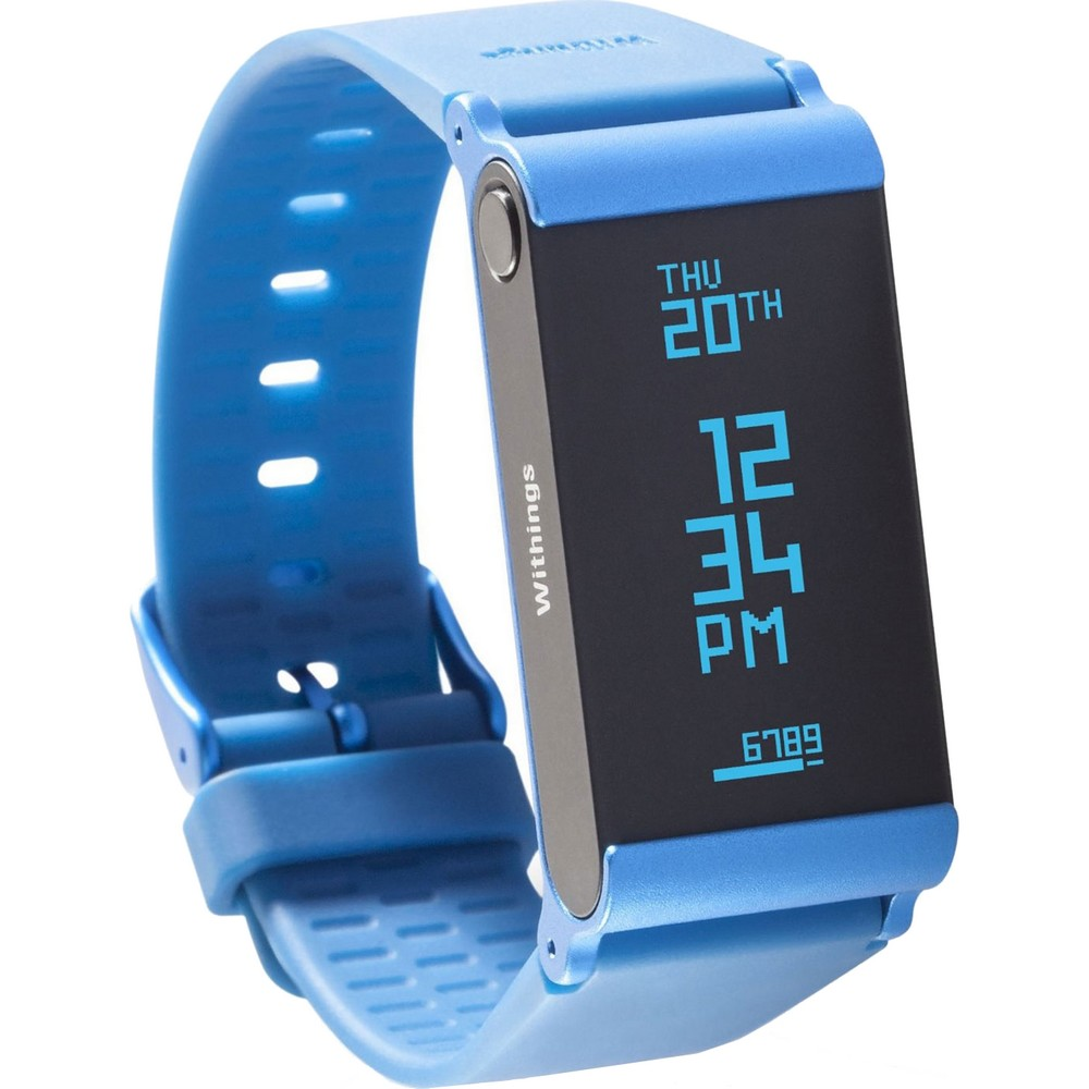 Withings Pulse O2 Activity Tracker Watch - Blue