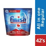 FINISH ALL IN ONE REGULAR 42's
